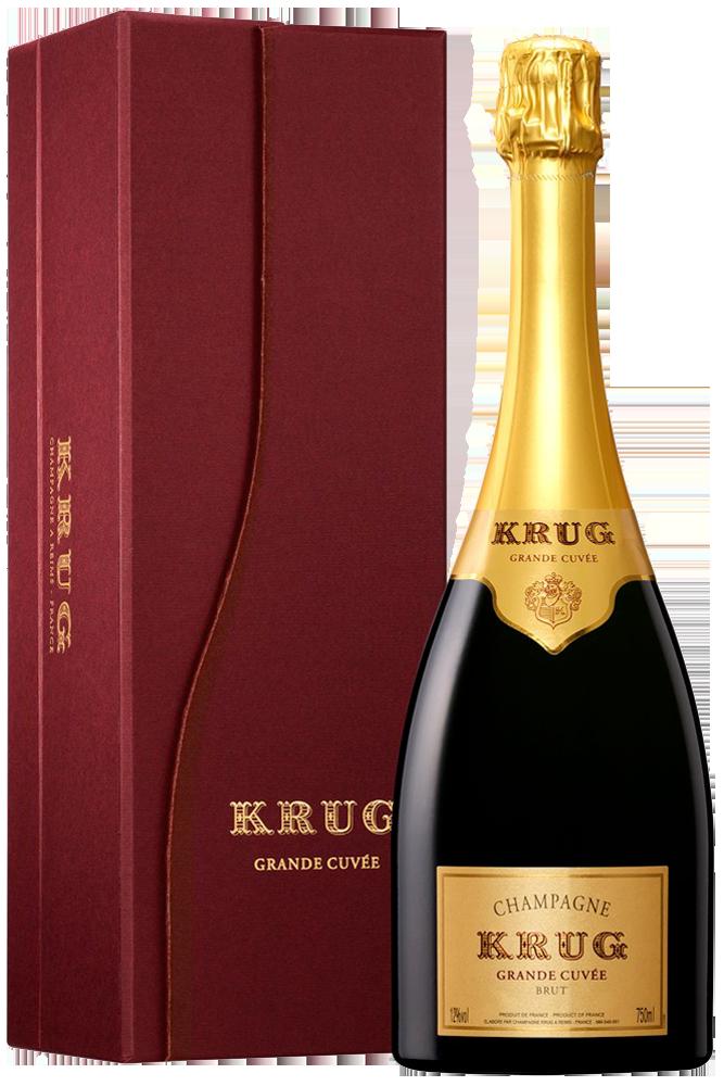 Grande Cuvée Brut Krug 75cl (Astucciato)