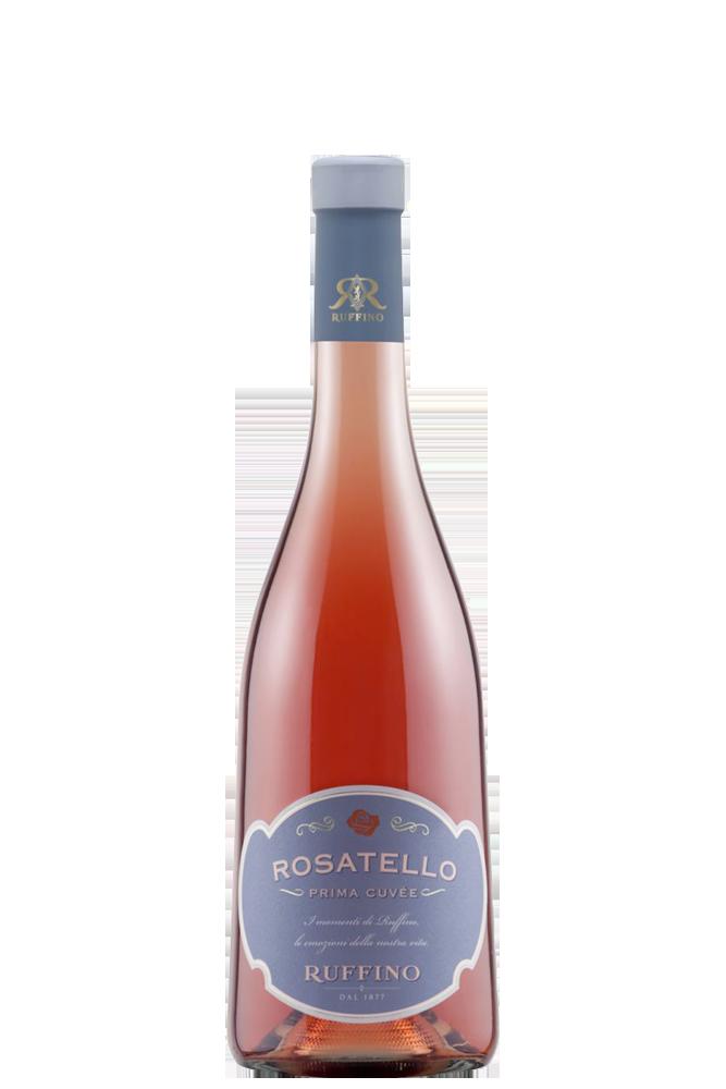 Mezza Bottiglia Rosatello Prima Cuvée 2015 Ruffino 375ml