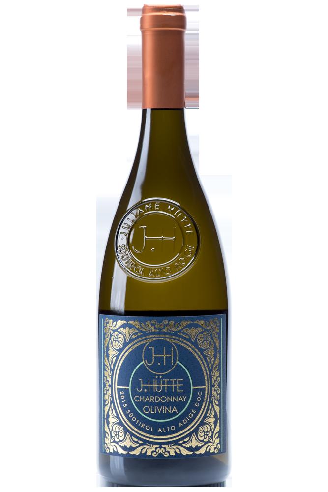 Alto Adige DOC Chardonnay Olivina 2014 J.Hütte