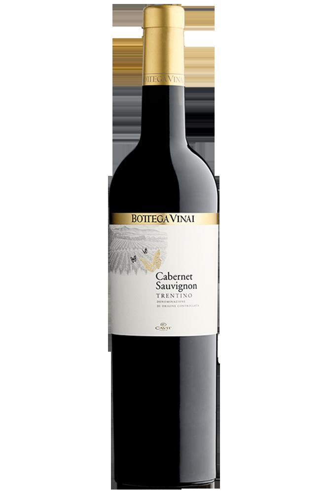 Trentino DOC Cabernet Sauvignon 2014 Bottega Vinai