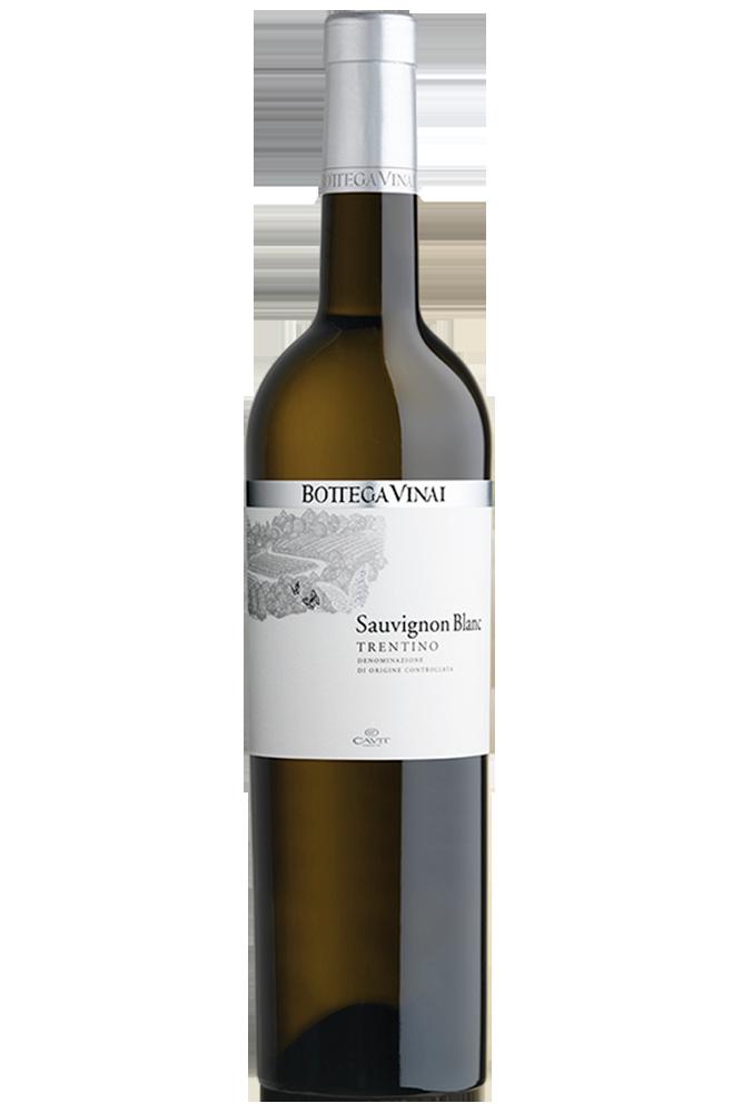 Trentino DOC Sauvignon Blanc 2015 Bottega Vinai
