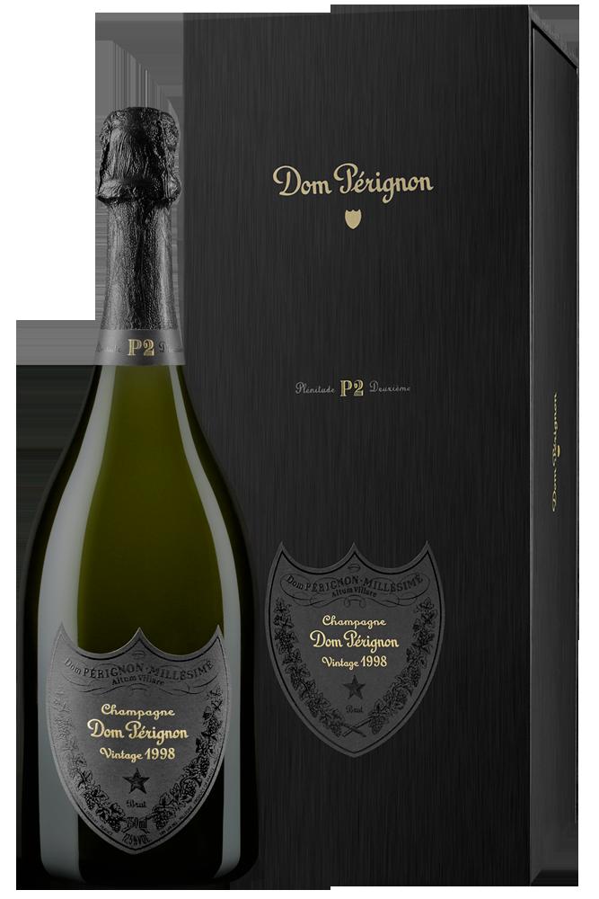Dom Pérignon P2 1998 75cl (Astucciato)