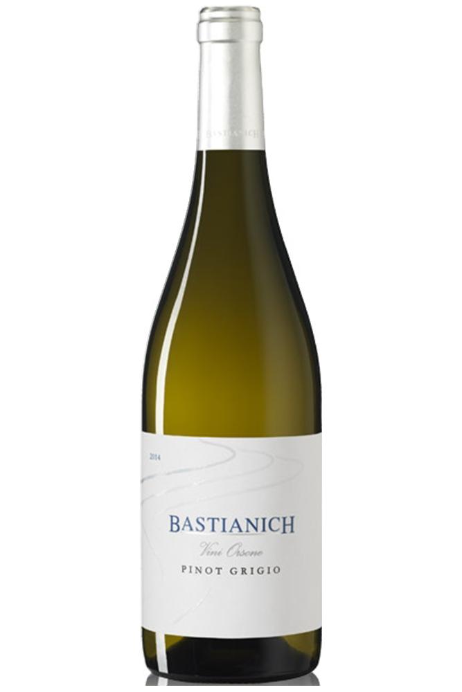 Colli Orientali Del Friuli DOC Pinot Grigio Vini Orsone 2014/15 Bastianich