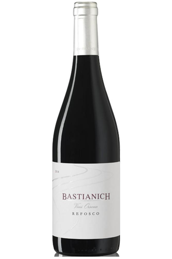 Colli Orientali Del Friuli DOC Refosco Vini Orsone 2015 Bastianich