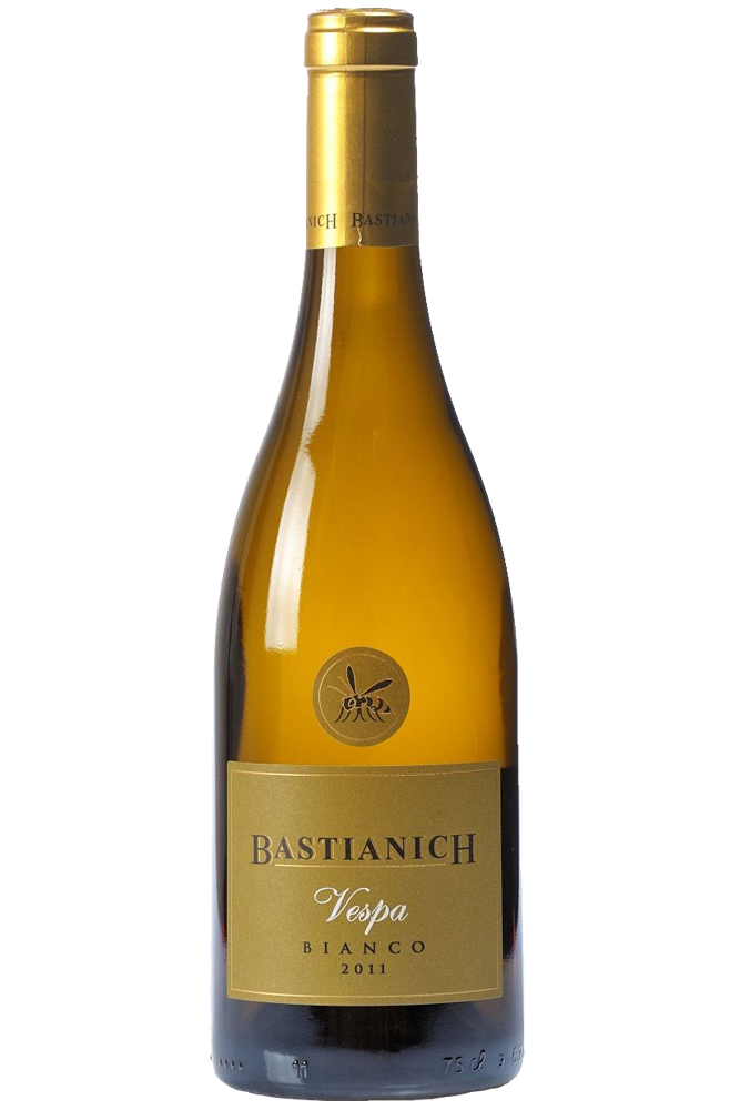Vespa Bianco 2014 Bastianich