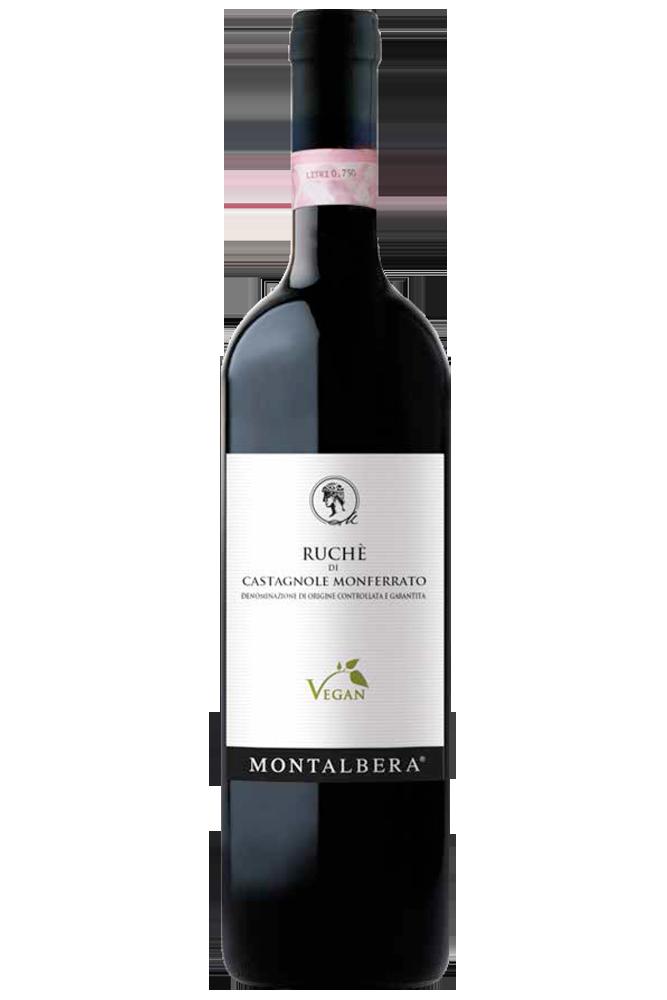 Ruchè Di Castagnole Monferrato DOCG Vegan 2014 Montalbera