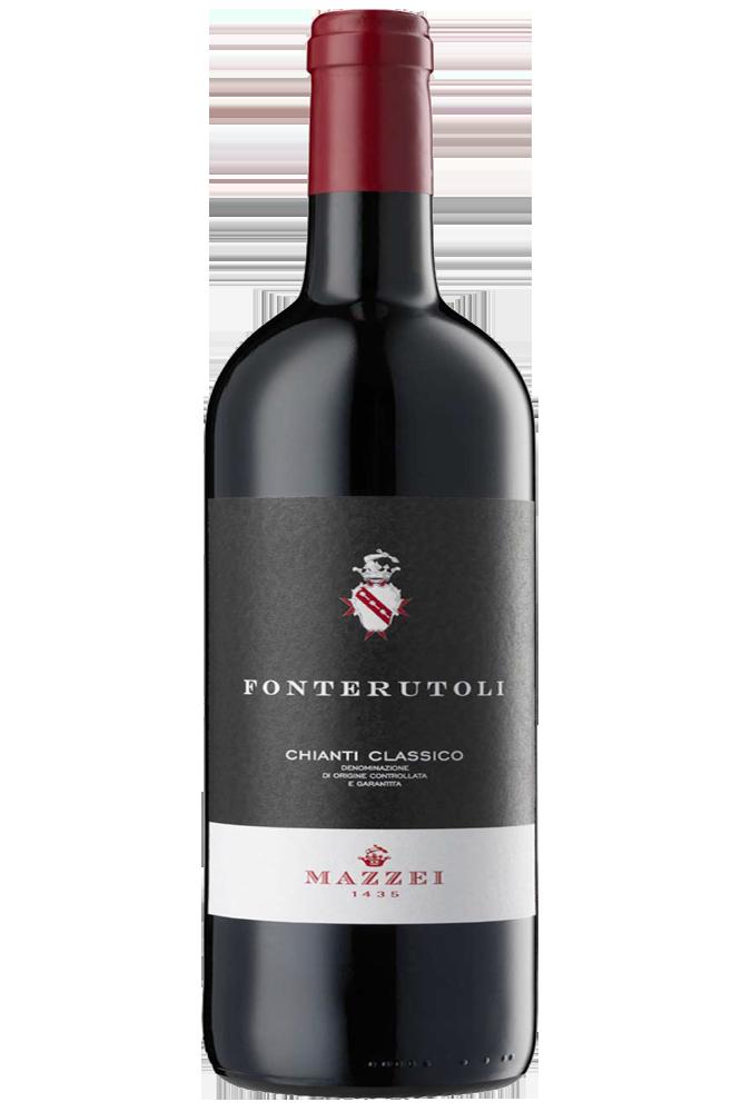 Chianti Classico DOCG Fonterutoli 2014 Mazzei (Magnum)