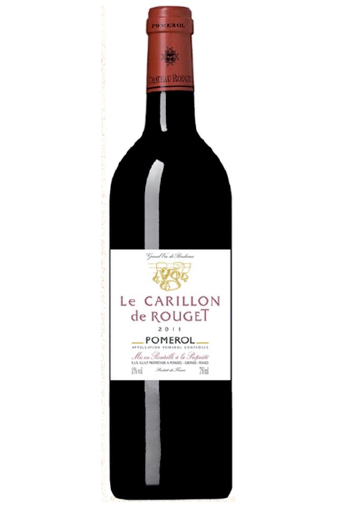 Le Carillon De Rouget 2011 Château Rouget